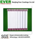 Thermosetting Elektrostatische Deklaag van het Poeder Amooth van de Nevel Semi Glanzende voor Radiator
