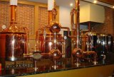 15 Apparatuur van het Bierbrouwen van het vat de Industriële Voor Verkoop