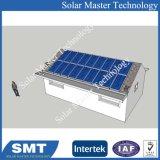 가정 주석 태양 지붕 설치 시스템, 알루미늄 태양 전지판 지붕 장착 브래킷