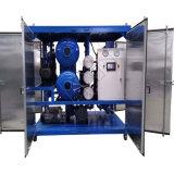 Recuperación de Aceite de transformadores de limpieza de aceite de máquina con sistema de vacío Multi-Stages