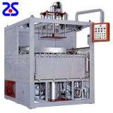Vide en plastique d'impression de couleur de Zs-4045 D formant la machine
