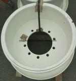 Het Wiel van de grondverzetmachine OTR omrandt 2519.5/2.5