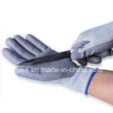 Обрежьте и ударопрочная перчатки для защиты рук