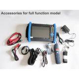 """7"""" ЖК-портативных систем видеонаблюдения для тестирования ПК, Ahd, HD-Tvi, Cvi, Sdi многофункциональные камеры безопасности"""