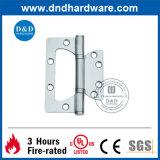 Edelstahl-Tür-Zubehör-bündige Tür-Scharnier mit UL-Bescheinigung (DDSS080)