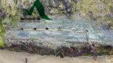 Sac tissé par pp/sac de asséchage pour l'érosion des plages