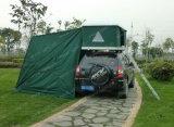 Tent Overlander van het Dak van de Auto van het Bewijs van het Water van Pool van het aluminium de Materiële 4WD Hoogste