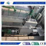 Plástico Waste para refinar a máquina Fuel Oil da pirólise