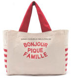 New Fashion Cheap Custom Canvas Tote Bag Blank (GB-10007)