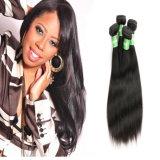 Trama del nero della pelle dei capelli del Virgin dell'essere umano di 100% sulla vendita