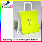 Font largement usage de conception unique sac de papier ordinaire recyclé