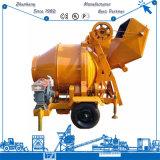 Mobiler Betonmischer des Dieselverbrauchs-Jzr350