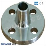 Flange do orifício do aço inoxidável (F316Ti, F317L, F309H)