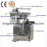 Pequeñas empaquetadoras automáticas del polvo del café