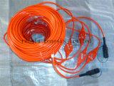Geopraphic Custmoized видов съемки кабель