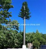 Feito na torre artificial da árvore de China Telecom