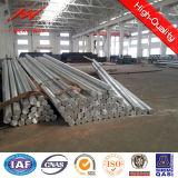 Электрические гальванизированные стальные Poles сделанные в Китае для передачи силы