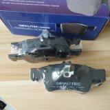 Plaquette de frein à disques avant de frein en céramique pour Peugeot 307 (425218)