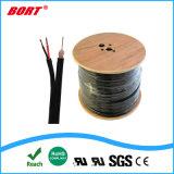 Rg59 2c Koaxialkabel-Energie für Signal-Kontrollsysteme