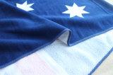De Australische Handdoek van het Strand van Microfiber van de Vlag