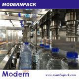 Высокоскоростная минеральная машина завалки воды бутылки линейная