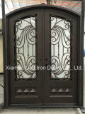 Portello laterale moderno del ferro saldato di disegno interno di stile francese