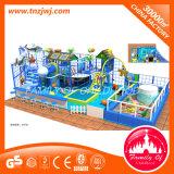 Пластмассовые игрушки детей игровая площадка для установки внутри помещений пластиковые слайд