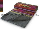 純粋なバージンのMerinoウール毛布およびウールの投球