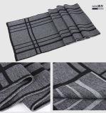 Sciarpa lunga calda di inverno lavorata a maglia lane di modo degli uomini (YKY4617)