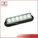 Luz de advertência de LED de luz branca na cabeça (SL624 branco)