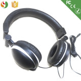 Shenzhen Wholesale High Quality Leather Wired stéréo casque casque casque