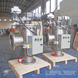Automáticas de acero inoxidable lavado Limpieza de filtros para la filtración de agua industrial