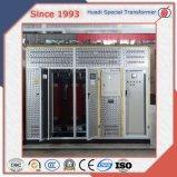 Распределение питания тороидальный трансформатор для порта