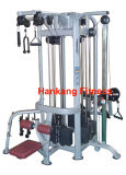 Machine de résistance, équipement de gym, équipement de remise en forme-Mj4 Multi-Jungle (PT-930)