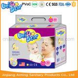 Uni4star de Fabriek van de Luier van de Baby in Fujian, de Luier van de Baby van de Ster