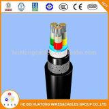 Van het Telecommunicatie scheepsboord van het Halogeen van de Rook van de Isolatie XLPE Lage Vrije Symmetrische Kabel