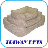 Imprimé Oxford Cheap chien chat lit Pet (WY1204058A/C)