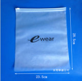 Fábrica de Dongguan EVA Zipper Cleaar personalizada Bolsa Bolsa de PVC con Slider