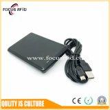 USB 13.56MHz soporte y el escritor y lector de RFID tarjeta Mifare