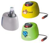 Portable Mini frigorífico com USB5V ou DC12V, para uso do vaso pode