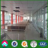 Стальные конструкции двух этажей управления и сохранения потенциала
