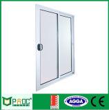 Двойная раздвижная дверь Tempered стекла алюминиевая с As2047 (Pnoc0014sld)