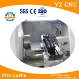 Máquina automática Multifunctional do torno do CNC do alimentador Ck6132 da barra