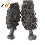 De maagdelijke Peruviaanse Bundels van het Menselijke Haar van het Haar Golvende