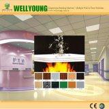 Пожаробезопасным водоустойчивым доска MGO HPL прокатанная листом