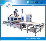 Selbstladen und aus dem Programm nehmen At1224ad für Panel-Möbel hölzerne CNC-Maschine