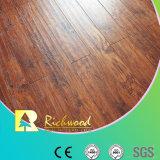Suelo de madera de madera laminado laminado del arce del vinilo del entarimado HDF