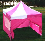 スポーツ・イベントの折るおおいのテント