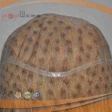 Parrucca del silicone dei capelli umani di Remy (PPG-l-01347)