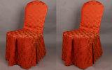 De Dekking van de Stoel van de polyester met Boog voor Huwelijk